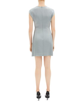 Theory - Structured Sheath Dress