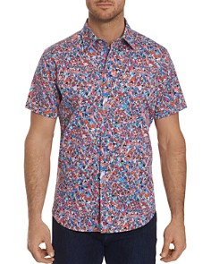 Robert Graham - Kabuki Samurai Classic Fit Camp Shirt