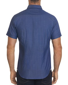 Robert Graham - Alban Embroidered Chambray Classic Fit Camp Shirt - 100% Exclusive