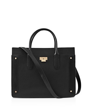 REISS - Marley Leather Tote