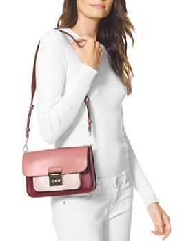 MICHAEL Michael Kors - Sloan Editor Color Block Shoulder Bag
