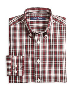 Brooks Brothers - Boys' Tartan Sport Shirt - Big Kid