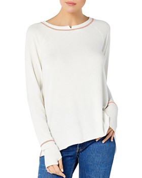 Michael Stars - Notch Neck Tee