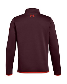 Under Armour - Boys' Quarter-Zip Sweatshirt - Big Kid