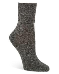 Calvin Klein - Glitter Ankle Socks