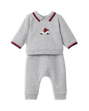 Jacadi Boys' Fleece Top & Pants Set - Baby