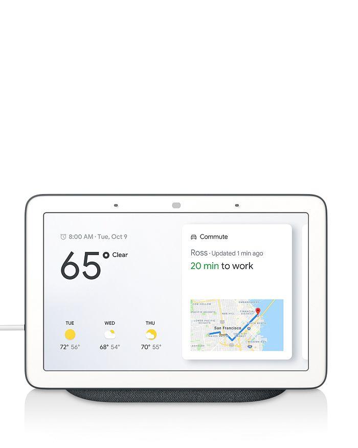 Google - Home Hub Touch-Screen Speaker
