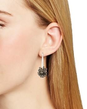 Dannijo - Evelyn Hoop Earrings