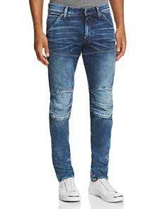 G-STAR RAW - 5620 Skinny Fit Jeans in Medium Aged