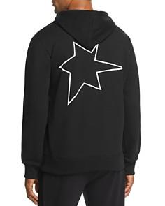 Helmut Lang - Smart People Hooded Graphic Sweatshirt