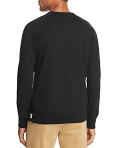 REIGNING CHAMP - Club Logo Appliqué Sweatshirt
