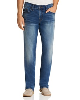 True Religion - Ricky Relaxed Fit Jeans in Supernova Blues