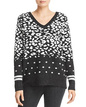 AQUA - Melodie Cheetah Sweater