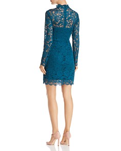 Betsey Johnson - Lace Cocktail Dress