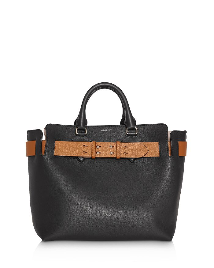 2c751d62161f Burberry Medium Belt Leather Tote | Bloomingdale's