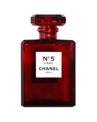 Chanel N°5 L'eau Eau De Toilette Spray Limited Edition Bottle  | Bloomingdale's by Chanel