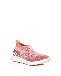 Adidas - Unisex RapidaRun Knit Slip-On Sneakers - Big Kid