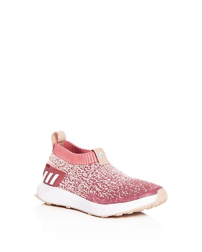 Adidas - Unisex RapidaRun Knit Slip-On Sneakers - Big Kid