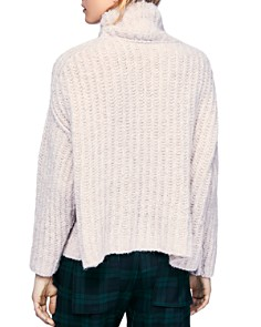 Free People - Boxy Turtleneck Sweater