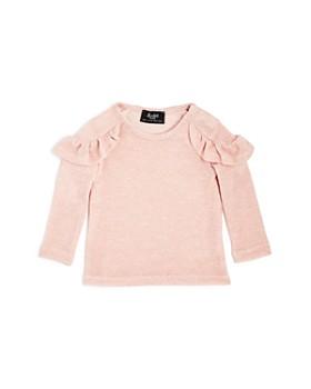 Bardot Junior - Girl's Flutter Knit Glitter Top - Baby
