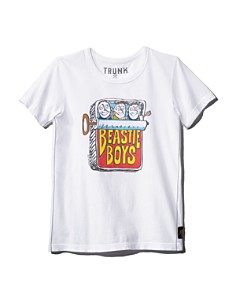 Trunk - Boys' Trunk x Live Nation © 2018 BEASTIE BOYS Band In A Can Tee - Little Kid, Big Kid