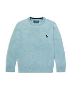 Ralph Lauren - Boys' Cotton Sweater - Little Kid