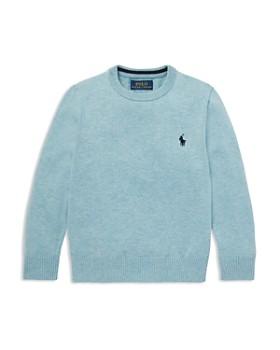 Ralph Lauren - Boys' Cotton Sweater - Little Kid