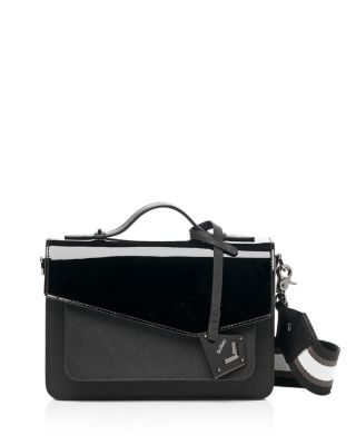 Cobble Hill Patent Leather Crossbody by Botkier