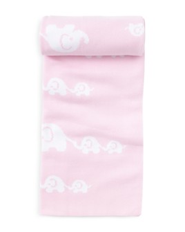 Kissy Kissy - Girls' Elephant-Print Blanket