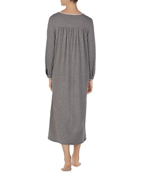 Eileen West - Long Sleeve Knit Ballet Nightgown