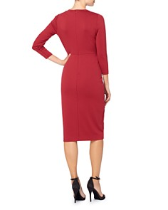 CATHERINE Catherine Malandrino - Alistair Faux-Wrap Dress