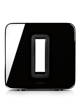 Sonos - Sub Wireless Subwoofer