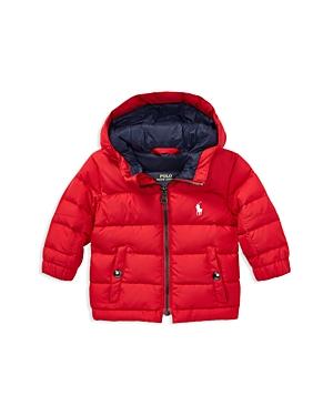 Ralph Lauren Boys Quilted Ripstop Jacket  Baby