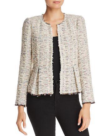 Rebecca Taylor - Rainbow Tweed Jacket