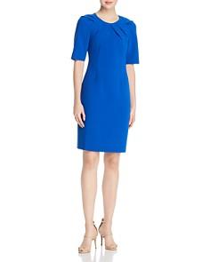 Kobi Halperin - Taylor Pleat-Detail Dress