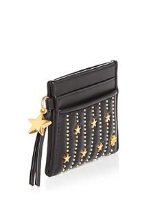 Tory Burch - Slim Star Stud Leather Card Case