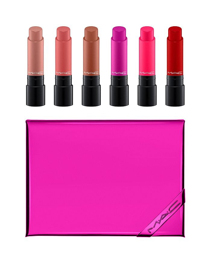 M·A·C - Shiny Pretty Things Liptensity Kit ($126 value) - 100% Exclusive