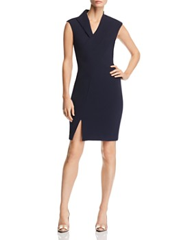Ted Baker - Geodese Faux-Wrap Dress - 100% Exclusive
