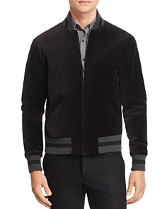 Michael Kors - Velvet Bomber Jacket - 100% Exclusive