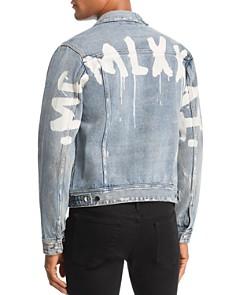GUESS - Rex Graffiti Denim Jacket