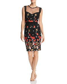 BRONX AND BANCO - Bianca Embroidered Dress