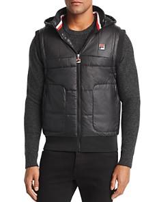 FILA - Racer Puffer Vest