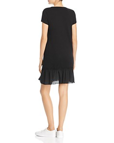 ATM Anthony Thomas Melillo - Flounced T-Shirt Dress