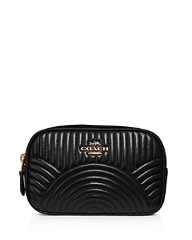 COACH - Deco Quilted Belt Bag