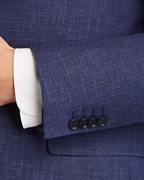 Canali - Capri Mélange Solid Slim Fit Suit - 100% Exclusive