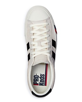 Keds - Men's Plus Suede Low-Top Sneakers