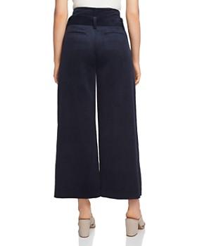 1.STATE - High Rise Wide Leg Corduroy Pants