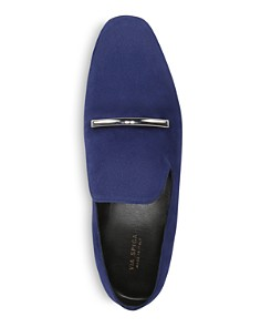 Via Spiga - Women's Tallis Almond Toe Loafers