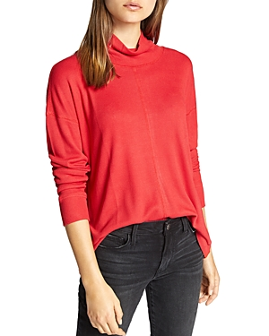 Sanctuary Knits HIGH ROAD WAFFLE KNIT TEE