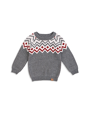 Miles Baby Boys Fair Isle Sweater  Baby